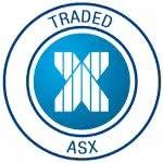 traded asx logo